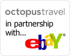 Octopus Travel in Partnership with eBay