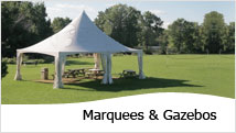 Marquees & Gazebos